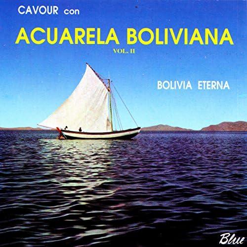 Acuarela Boliviana feat. Ernesto Cavour