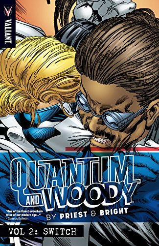 Quantum and Woody by Priest & Bright Vol. 2: Switch (Quantum and Woody (1997-2000)) (English Edition)