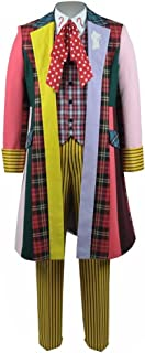 6th doctor coat
