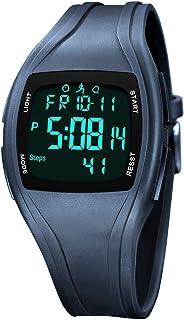 Sports Digital Watch, Easy-to-Read Digital Watch with...