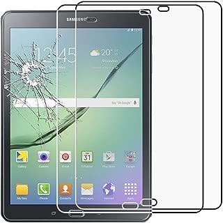 ebestStar - Compatible [Lote 2] Cristal Templado Samsung Galaxy Tab S2 9.7 SM-T813, T815 T810 Protector Pantalla, Película Vidrio Protectora Dureza 9H, Sin-Burbujas [Aparato: 237.3x169x5.6mm 9.7