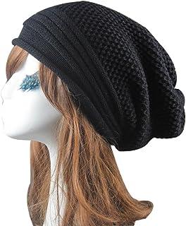 Leoy88 Unisex Ski Cap Knit Winter Warm Hip-Hop Hat