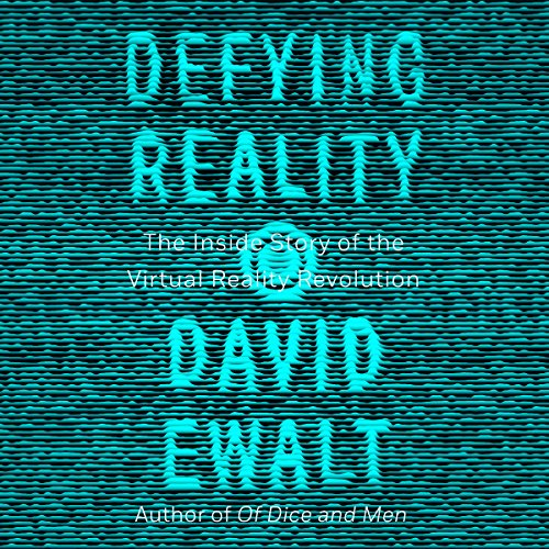 Defying Reality  By  cover art