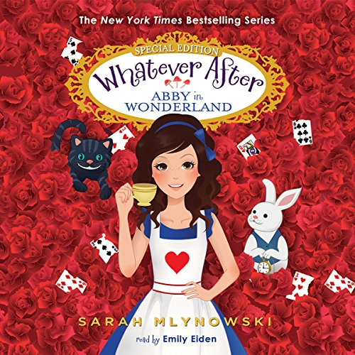 Abby in Wonderland audiobook cover art