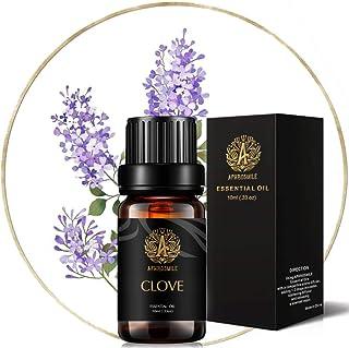 Aromatherapy Clove Essential Oil, 100% Pure Essential Oil Clove Scent for Diffuser, Humidifier, Massage, Therapeutic Grade...