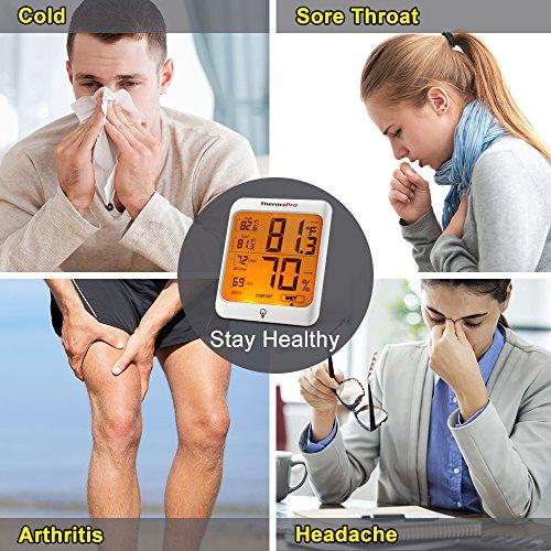 ThermoPro Indoor Hygrometer