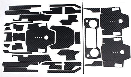 Adesivi Impermeabili in Fibra di Carbonio DJI Mavic PRO Adesivi Telecomando Corpo Braccio Set Completo di Adesivi Accessori - Nero - Trova i prezzi più bassi