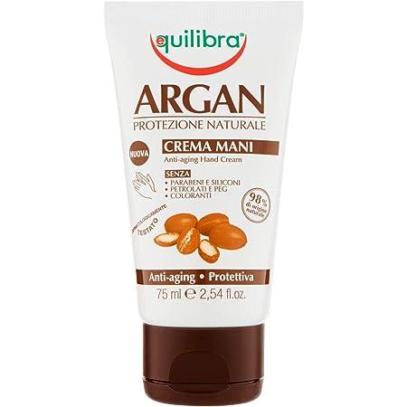 Equilibra Argan Crema Mani, 75 ml