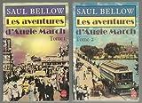 Les Aventures d'Augie March, Tomes 1 et 2, traduit par Jean Rosenthal