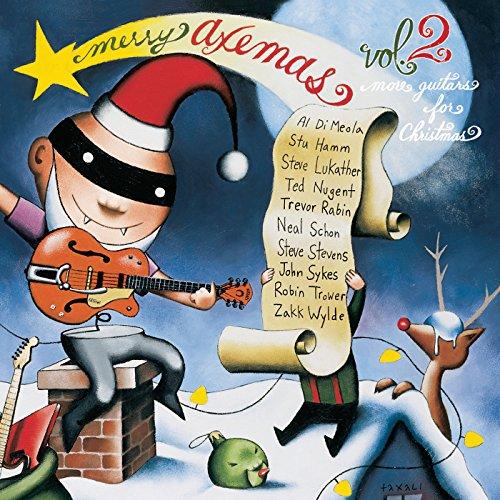 Merry Axemas, Volume 2 - More Guitars For Christmas