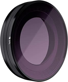 Freewell Circular Polarizer CPL Camera Lens Filter Compatible withInsta360 One R (1-INCH Edition)