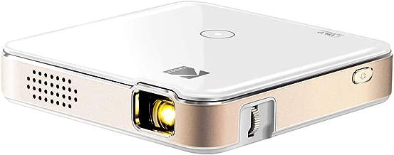 KODAK Luma 150 Pocket Projector – Portable Movie Projector w/ Built-in Speaker for..
