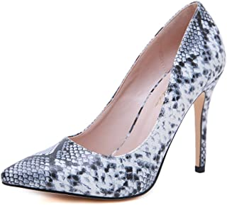 Stupmary Women Pumps Shoes Pointed Toe High Heels Ladies Wedding Party Dress Stilleo Heeled Shoes