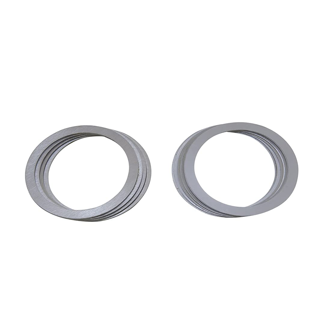 Yukon Gear & Axle (SK 708193) Replacement Carrier Shim Kit for Jeep JK Dana 44 Rear Differential