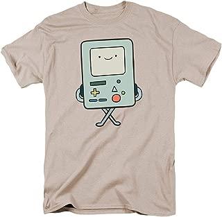 Adventure Time BMO Cartoon Network T Shirt & Stickers