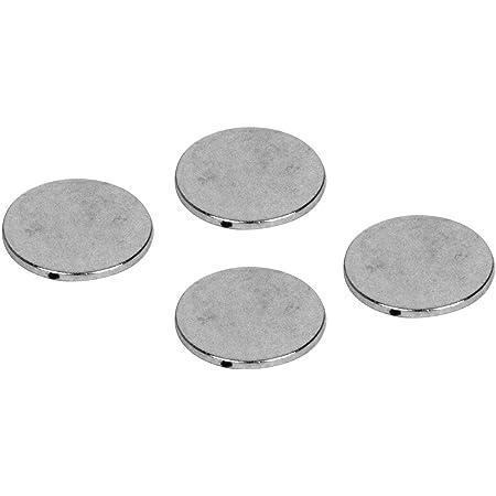 E-Value 超強力ネオジウム磁石 直径13mm 4個入 EMT-1304NM