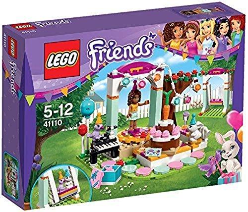 Lego Friends - 41110 - La Fête Surprise des Animaux