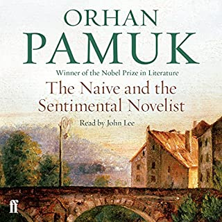 The Naive and the Sentimental Novelist cover art