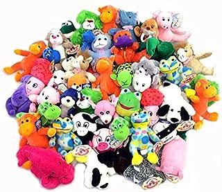 Small Plush Toy Mix (7-9