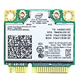 i10Gb Intel Dual Band Wireless-AC 7260 2 x 2 AC + Bluetooth 4.0 P/N 7260-hmw