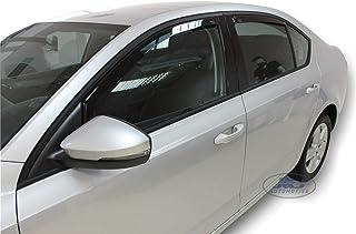 Modifycar Deflectores Delanteros para Leaf E 2014-2017 derivabrisas