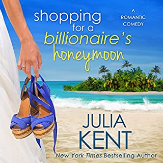 Page de couverture de Shopping for a Billionaire's Honeymoon