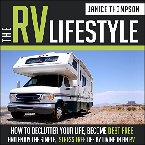 The RV Lifestyle audiobook cover art