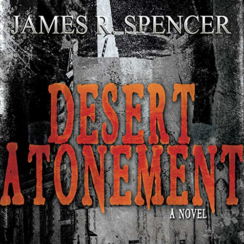 Desert Atonement audiobook cover art