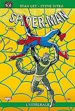 Intégrale Spider-man T03 ed 50ans 1965 de Stan Lee