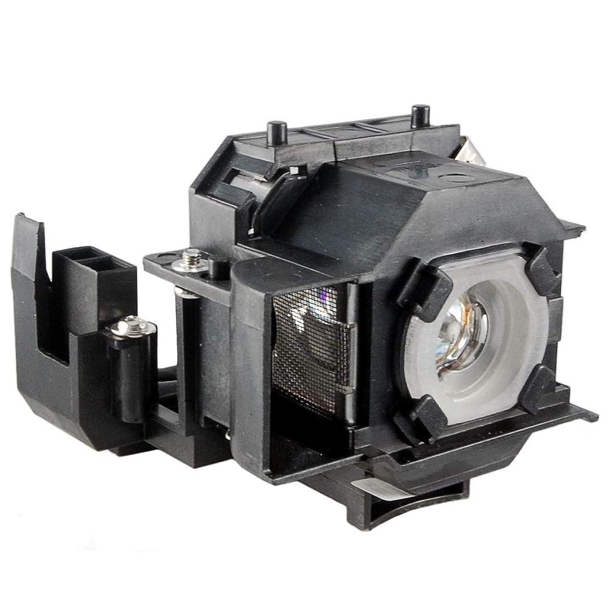 猫背医薬倒錯Rich Lighting プロジェクター 交換用 ランプ ELPLP36 エプソン EPSON EMP-S4 EMP-S42 対応【180日保証】