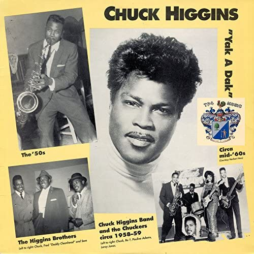 Chuck Higgins