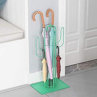 NMDCDH Porte-Parapluie Cactus Design, Porte-Parapluie intérieur, avec Crochet, étanche et antirouille, pour Bureau à Domic...