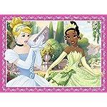 Puzzle Principesse Disney per Bambini 72 Pezzi