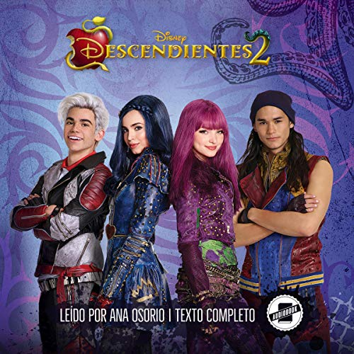 Descendants 2 (Spanish Edition) audiobook cover art