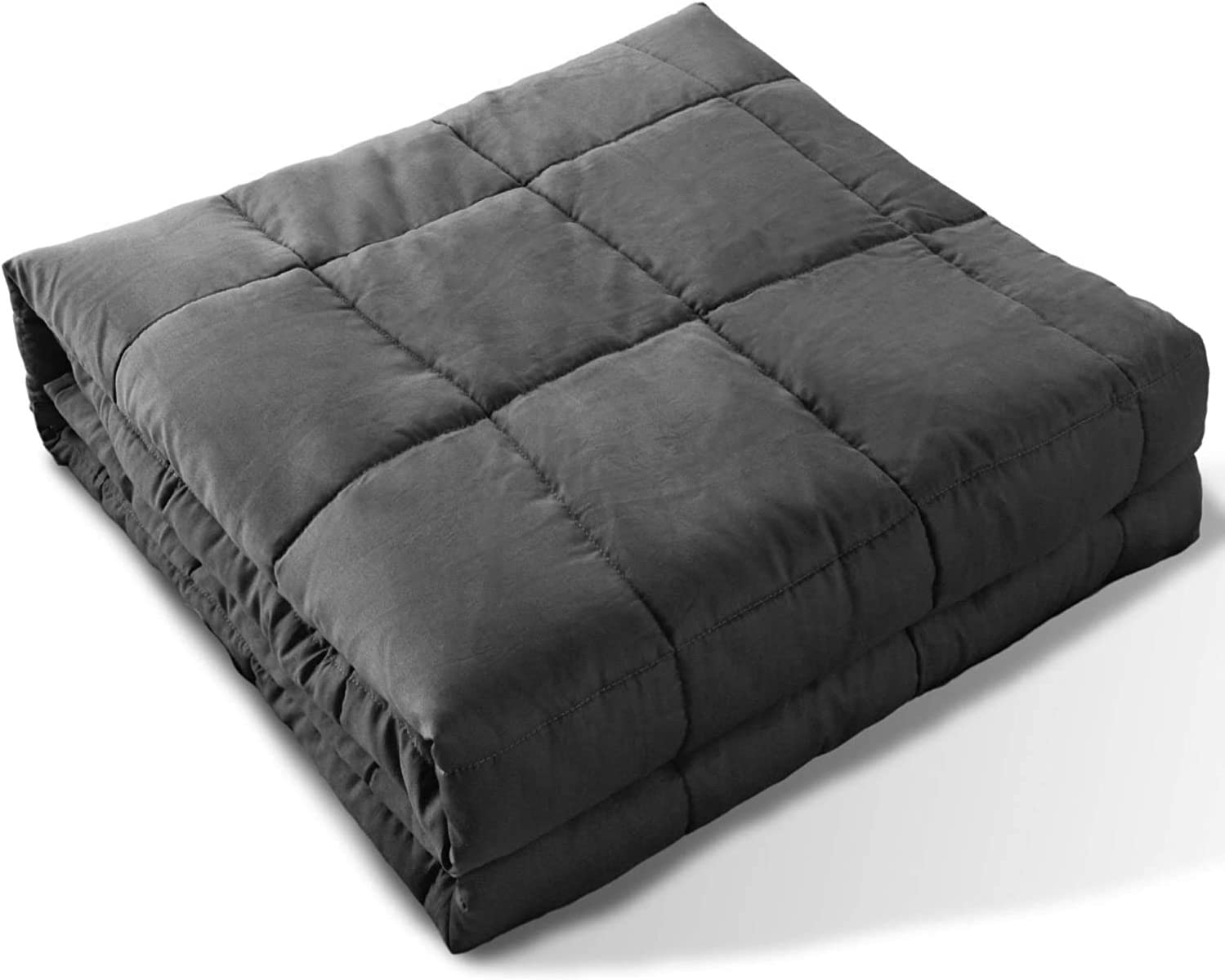 KASENTEX Ultra セール特価 Soft Cooling 定番キャンバス 100% Weighted Contemp Cotton Blanket