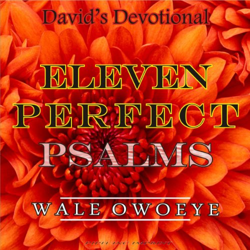 Eleven Perfect Psalms audiobook cover art