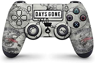 Skin Adesivo para PS4 Controle - Days Gone