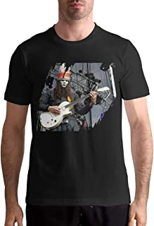 RonaldAMaurer Buckethead Man Plus Size Short Shirt