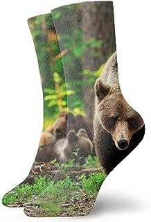 Digital printing Design Fluffy Cat Socks Party Sock Stockings For men & Women