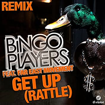 Get Up (Rattle) [Remix] [feat. Far East Movement]