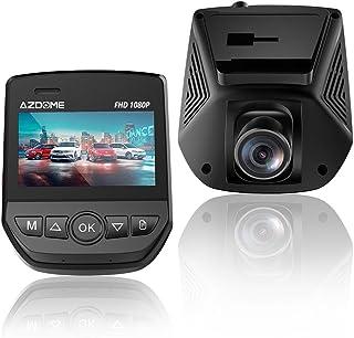 Cámara de Coche con WifiDashcam Grabadora 1080P Full HD Dash Cam de Ángulo Amplio 170°con G-SensorMonitoreo de estacionamientoDetección de MovimientoGrabación en BucleSúper Visión Nocturna