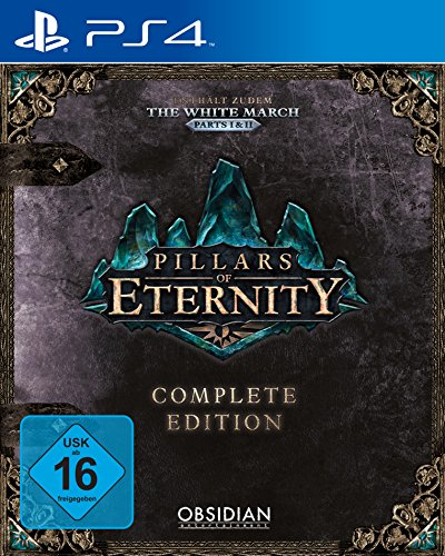 Pillars of Eternity - Complete Edition - PlayStation 4 [Importación alemana]