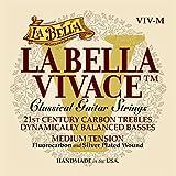 La Bella(ラベラ) クラシックギター弦 Vivace VIV-M ミディアムテンション