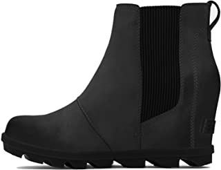 Women's Joan of Arctic Wedge II Chelsea, Leather or Suede Ankle Boot