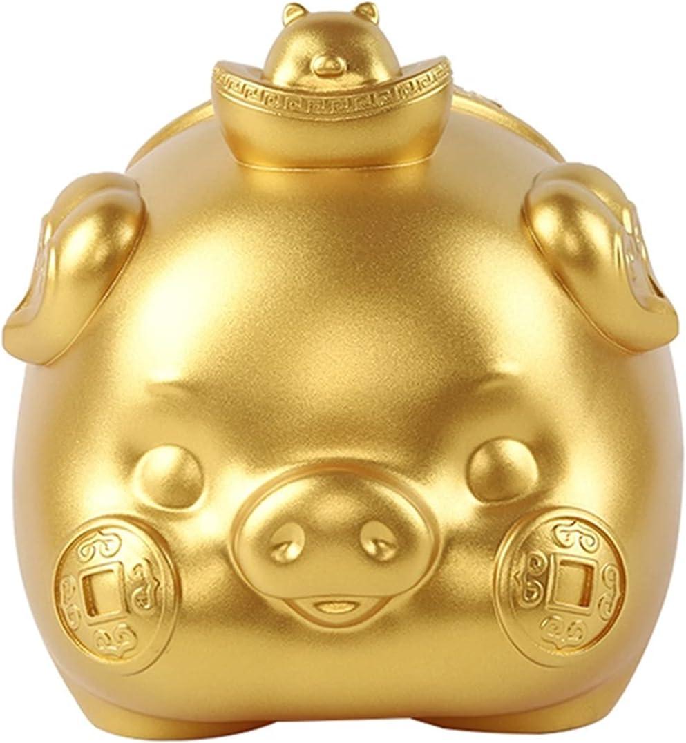 ZQDMBH Piggy Bank Money Box Saving Myster Cute We Mail order OFFer at cheap prices Hidden