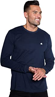 Men's Premium Basic Long Sleeve T-Shirt - Ultra-Soft Modern Fit Tee