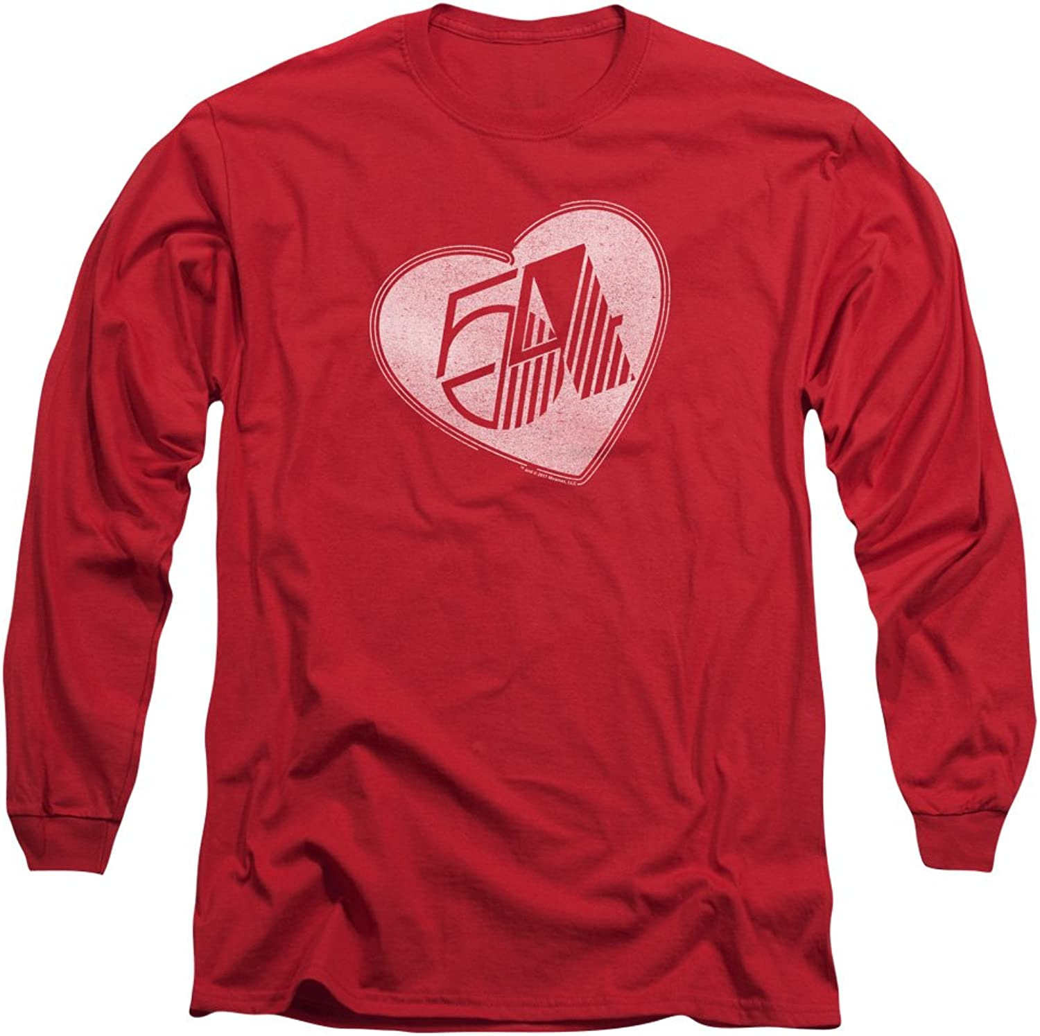 812ceaae3f94 Studio 54 - Mens I Heart Long Sleeve Sleeve Sleeve T-Shirt 4c0d35 ...