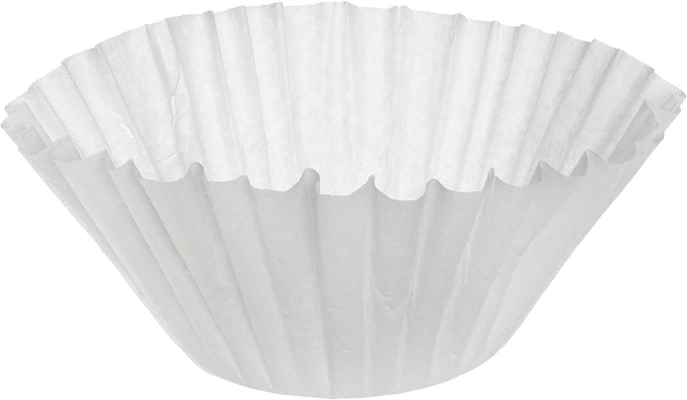 Bunn 1000 Paper Regular Coffee Filter For 12 Cup Commercial Brewers 2 Cases Of 1 000