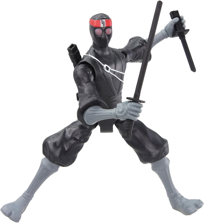 ahorra hasta un 80% TMNT 5510 Foot Soldier - Soldado Soldado Soldado Ninja con Accesorios (12 cm)  entrega de rayos