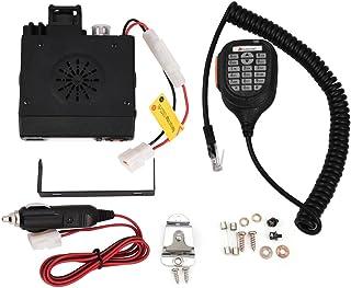 Mini Auto Car Mobile Radio FM VHF/UHF Dual-Band Transceptor vehículo walkie-Talkie 128Canales de Memoria
